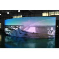 Wholesale Outdoor Hd Video Play Led Display Module , Light Weight Led Screen Module from china suppliers