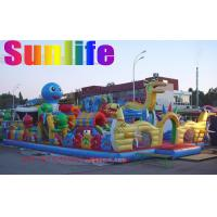 Wholesale hot sell inflatable jumper funcity FC100 from china suppliers