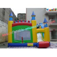 Wholesale Commercial Grade PVC Inflatable Bouncer Slide , Kids 4 In 1 Bounce House from china suppliers