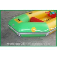China 3 Person PVC Inflatable Boats Inflatable Water Toys 0.9mm PVC Tarpaulin on sale