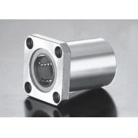 China Round Flange Linear Motion Bearings With Linear Shaft LMF20UU IKO 20 × 32 × 42mm on sale