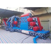 Wholesale Floating Blow Up Water Obstacle Course Wind Resistant Easy Assembly from china suppliers