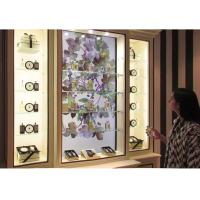 Wholesale Customized Interactive Showcase Interactive Display Case For Shopping And Museum from china suppliers