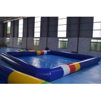 Wholesale Customized Square Shape Inflatable Kids Swimming Pool from china suppliers