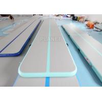 Wholesale Custom DWF PVC 6m 8m 10m Inflatable Gym Mat from china suppliers