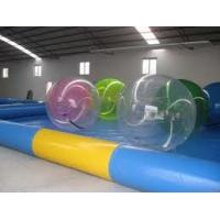 Wholesale Outdoor Large Swimming 0.9MM(32OZ) PVC tarpaulin Inflatable Water Pool for adults  from china suppliers
