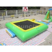 Buy cheap Square Shape Inflatable Water Bouncer from wholesalers