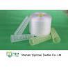 Wholesale Raw White Virgin Ring Spun Polyester YarnSpun Polyester Thread Ne50s/2 from china suppliers
