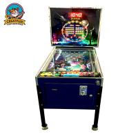 Wholesale Full Size Coin Operated Game Machine Pinball Machines No Assemble 220V from china suppliers