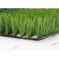Wholesale Monofil PE Yarn Green Artificial Grass manufacturer For Sports , Football Field Artificial Turf from china suppliers