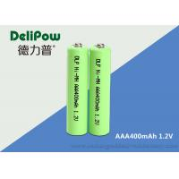 Aaa NIMH Rechargeable Battery For Camera / LED / Electric Bike