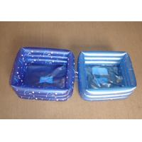 Wholesale pvc inflatable footbath pool / inflatable wash foot bath from china suppliers
