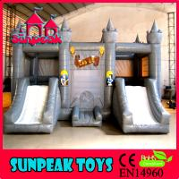 Wholesale COM-186 Sunpeak Commercial Jumping Castles Inflatable Water Slide from china suppliers