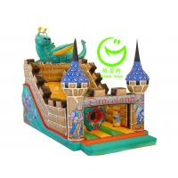Wholesale Best selling   inflatable dinosaur  slide  with 24months warranty GT-SAR-1655 from china suppliers