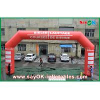 Wholesale 3D Inflatable Finish Arch Event LED Lighting Inflatable Entrance Arch For Promotion from china suppliers