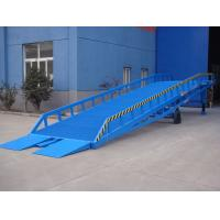Wholesale DCQY15-0.5 Hydraulic Loading Dock Levelers Excellent Stable Lift Performance from china suppliers
