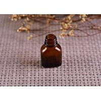 Wholesale Color Coating Amber Glass Cosmetics Essential Oil Bottle With Dropper from china suppliers