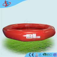 Wholesale Red Swimming Pools , Kids Equipment For Playground In Water Park from china suppliers