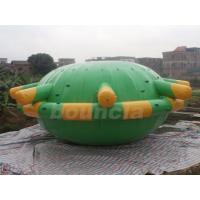 Wholesale Green Giant Inflatable Saturn from china suppliers