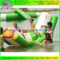 Wholesale Beat Sale Floating Inflatable Water Seesaw Teeter Totter For Water Games For Family from china suppliers