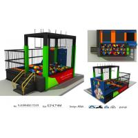 Wholesale 30M2 Best China Factory Supply  Trampoline Park Amusement Indoor Trampoline Park from china suppliers