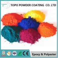 Wholesale Radiator Hammer Finish Powder Coating, RAL 1002 Corrosion Resistant Coatings For Steel from china suppliers