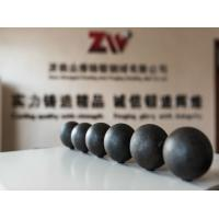 Wholesale 20-150mm C45  B2 B3 60Mn Forged steel grinding media balls for cement plant from china suppliers