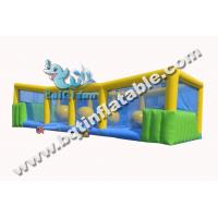 Wholesale Inflatable football field, inflatable golf game, inflatable sports game from china suppliers