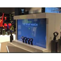 Wholesale Shopping Interactive Showcase  Interactive Store Displays Customized Color from china suppliers