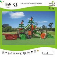 Wholesale Pirate Ship Series Outdoor Playground (KQ9091A) from china suppliers
