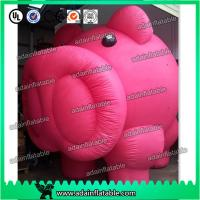 Wholesale Cute Event Inflatable Cartoon Pig Mascot Birthday Decoration inflatable Animal from china suppliers