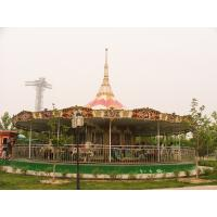 Wholesale Popular Playground Equipment Merry Go Round Mechanical Carnival Carousel from china suppliers