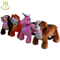 Wholesale Hansel  kids rides for shopping centers happy ride toy animal electric ride hot in shopping mall from china suppliers