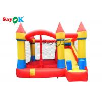 Wholesale Oxford Inflatable Playground Kids Inflatables Castle For Outdoor Used