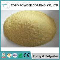 Wholesale RAL 1000 Green Beige Heat Transfer Powder Coating 180℃ / 10 Min Curing from china suppliers