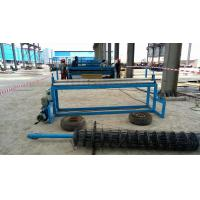 Wholesale Easy Operate Roll Mesh Welding Machine / Production Line For Coil Mesh from china suppliers