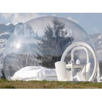 Wholesale Transparent Room Inflatable Tent, Inflatable Bubble Tent with Blower(CY-M2731) from china suppliers