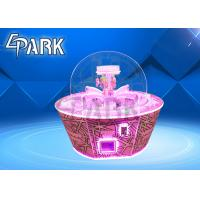 China Pushing Gift Prize Out Game Machine / Attract Candy Crane Claw Machine on sale