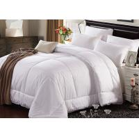 Wholesale Hotel Bedding Duvet 100% Cotton King Size White Color With 500GSM from china suppliers