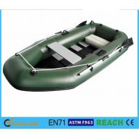 Wholesale Challenger 3 Inflatable Float Boat Durable Plastic Raft Boat With Pump And Oars from china suppliers