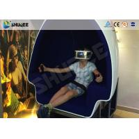 Wholesale No Need To Install 2 Motion Egg Seats 9D VR Cinema Virtual Reality from china suppliers