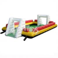 China mini inflatable football field for sale on sale
