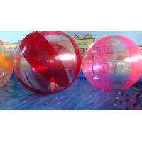 Wholesale Big Pink Water Pool Inflatable Water Walking Ball For Adults / Water Rolling Ball from china suppliers