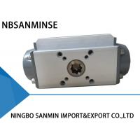 Wholesale AT Double Action Pneumatic Valve Actuator Aluminium Alloy Body ISO9001 Certification from china suppliers