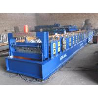 Wholesale Galvanized Metal Deck Roll Forming Machine 4KW Max Coil Width1000mm from china suppliers