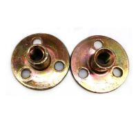 Buy cheap Round Base Brad Hole Round Tee Nut Insert Blind Rivets Nuts Corrosion Resistant from wholesalers