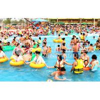 Wholesale Huge Air Compressor Power Wave Pool with 3m Wave Height for Large Water Park from china suppliers