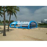 China 20X18X7M or OEM ODM large inflatable tent , inflatable event shelter PVC Tarpaulin on sale