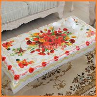 Wholesale Fashionable Table Sashes And Chair Covers  , Rectangular Printed Jacquard Table Linens from china suppliers