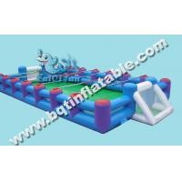 Wholesale Inflatable human table football,human soccer from china suppliers